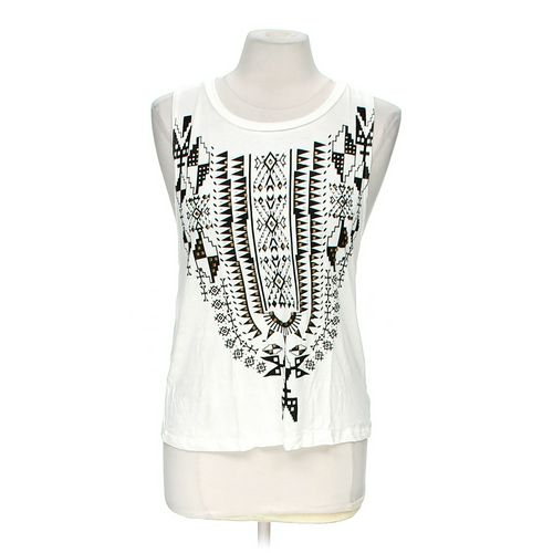 Body Central Stylish Embellished Tank Top in size M at up to 95% Off - Swap.com