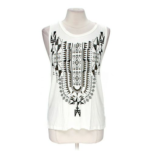 Body Central Stylish Embellished Tank Top in size XL at up to 95% Off - Swap.com