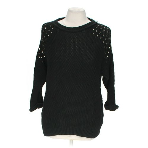 TOPSHOP Stylish Eyelet Sweater in size 6 at up to 95% Off - Swap.com