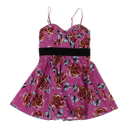 Forever 21 Stylish Floral Dress in size JR 7 at up to 95% Off - Swap.com