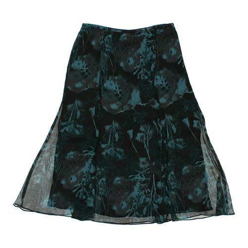Jones Wear Stylish Floral Skirt in size 8 at up to 95% Off - Swap.com