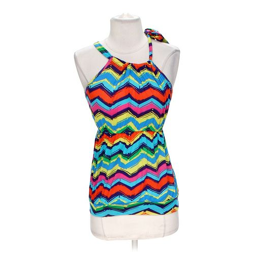 Derek Heart Stylish Halter Top in size S at up to 95% Off - Swap.com