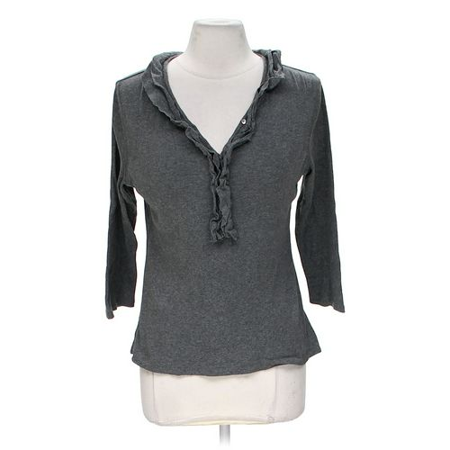 Charter Club Stylish Henley Shirt in size M at up to 95% Off - Swap.com