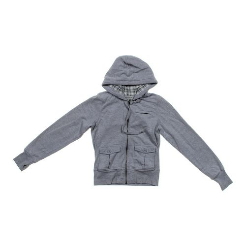 Self Esteem Stylish Hooded Jacket in size JR 7 at up to 95% Off - Swap.com