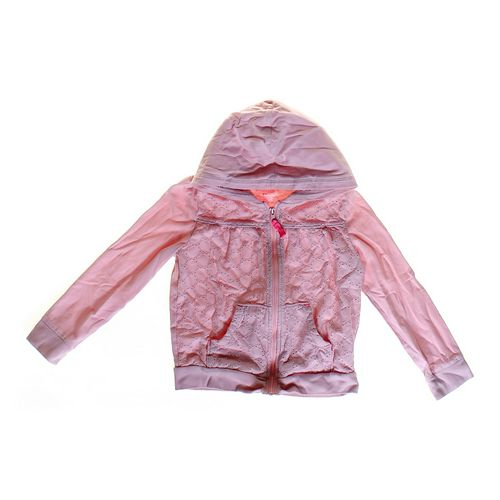 Genuine Kids from OshKosh Stylish Hoodie in size 5/5T at up to 95% Off - Swap.com