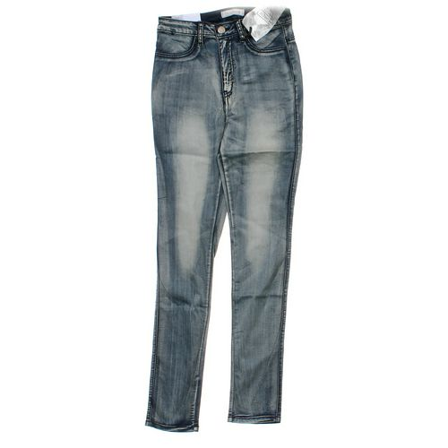 Crave Fame Stylish Jeggings in size JR 7 at up to 95% Off - Swap.com