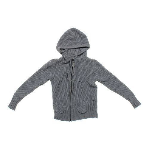 Old Navy Stylish Knit Zip-up Hoodie in size JR 7 at up to 95% Off - Swap.com
