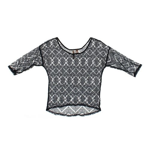 Eyeshadow Stylish Lace Shirt in size JR 3 at up to 95% Off - Swap.com