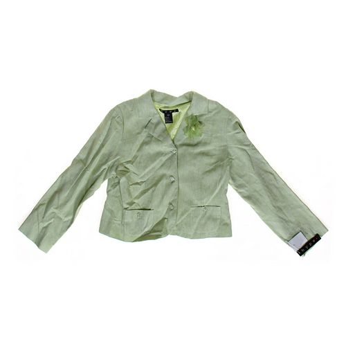 Hype Stylish Linen Jacket in size JR 13 at up to 95% Off - Swap.com
