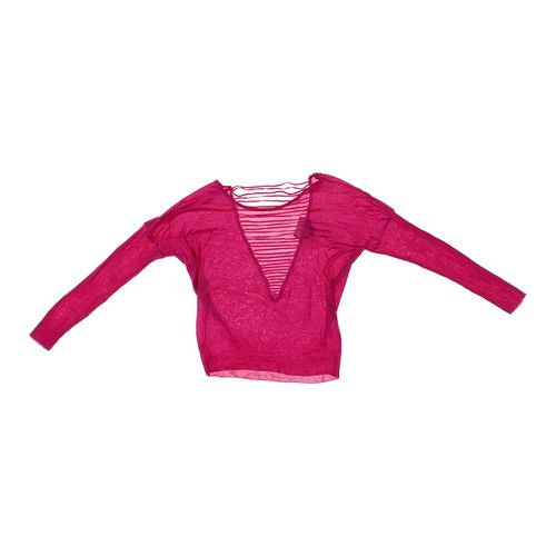 Say What? Stylish Loose Knit Shirt in size JR 15 at up to 95% Off - Swap.com