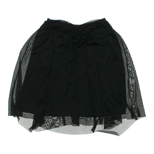 Xhilaration Stylish Mesh Skirt in size JR 7 at up to 95% Off - Swap.com