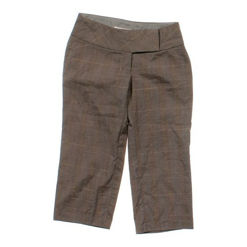 Candie's Stylish Patterned Capri Pants in size JR 0 at up to 95% Off - Swap.com