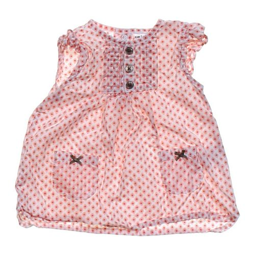 Carter's Stylish Patterned Dress in size 6 mo at up to 95% Off - Swap.com