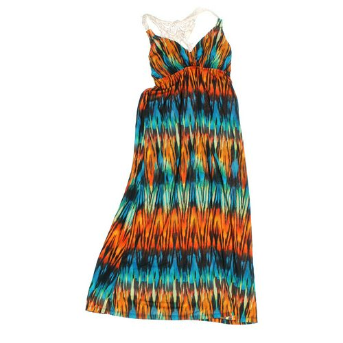 No Boundaries Stylish Patterned Dress in size JR 3 at up to 95% Off - Swap.com