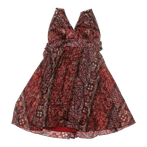 Speechless Stylish Patterned Dress in size JR 3 at up to 95% Off - Swap.com