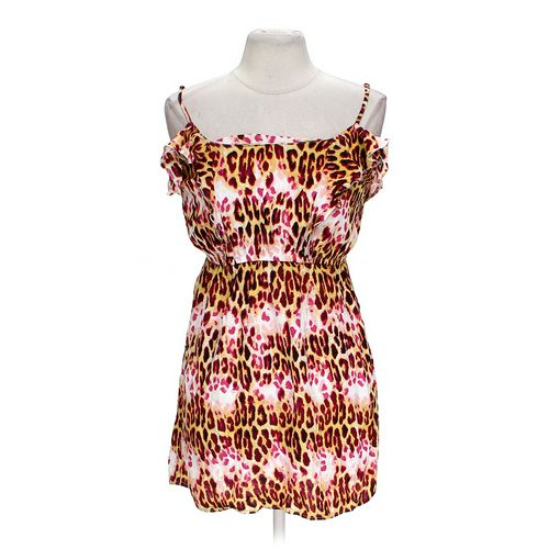 rue21 Stylish Patterned Dress in size L at up to 95% Off - Swap.com