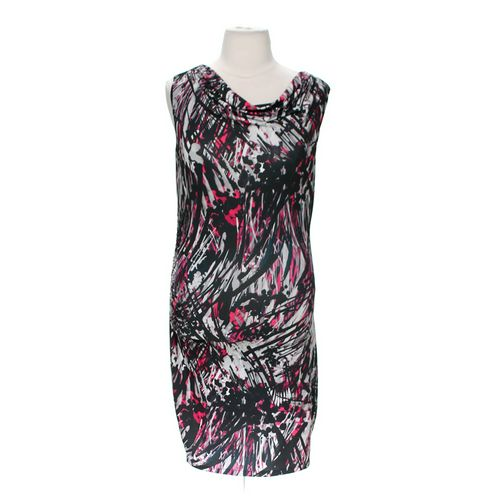 Triste Stylish Patterned Dress in size 1X at up to 95% Off - Swap.com