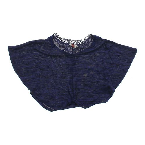 L.E.I. Stylish Patterned Poncho in size 7 at up to 95% Off - Swap.com