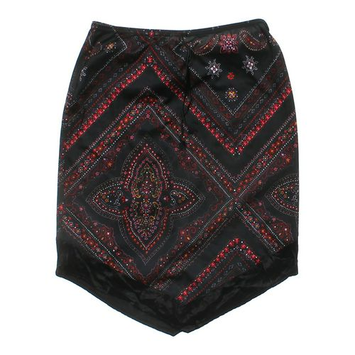 Exact Change Stylish Patterned Skirt in size M at up to 95% Off - Swap.com