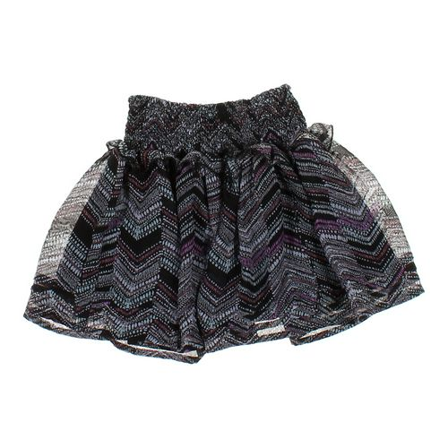 Fire Los Angeles Stylish Patterned Skirt in size 10 at up to 95% Off - Swap.com