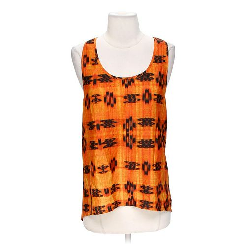 Body Central Stylish Patterned Tank Top in size XS at up to 95% Off - Swap.com