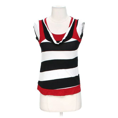Stylish Patterned Tank Top in size S at up to 95% Off - Swap.com