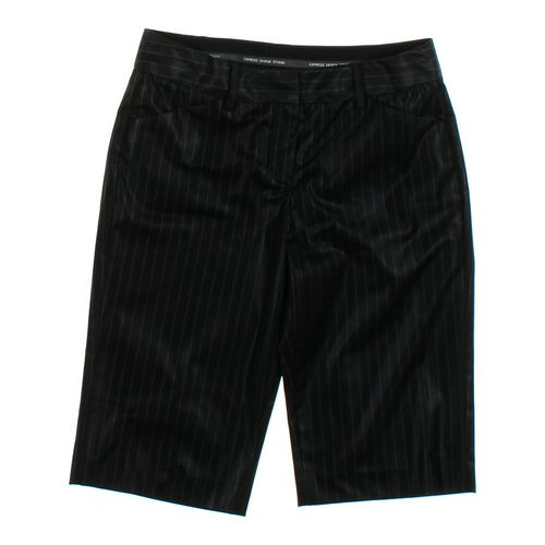 Express Stylish Pinstripe Shorts in size 0 at up to 95% Off - Swap.com