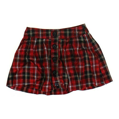 Justice Stylish Pleated Plaid Skort in size 12 at up to 95% Off - Swap.com
