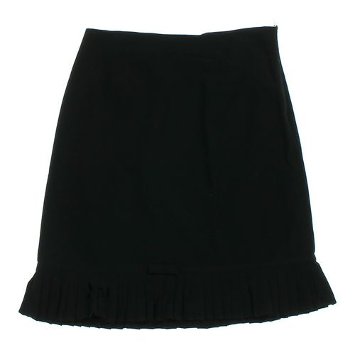 Larry Levine Stylish Pleated Skirt in size 6 at up to 95% Off - Swap.com