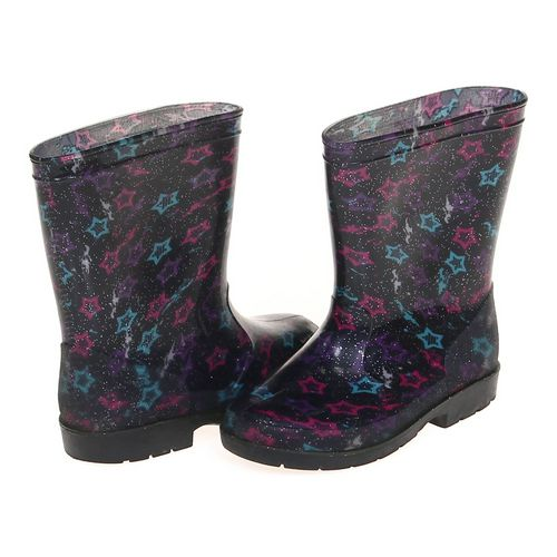 Stylish Rain Boots in size 11 Toddler at up to 95% Off - Swap.com