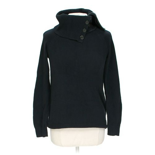 Gap Stylish Ribbed Cowl Sweater in size L at up to 95% Off - Swap.com