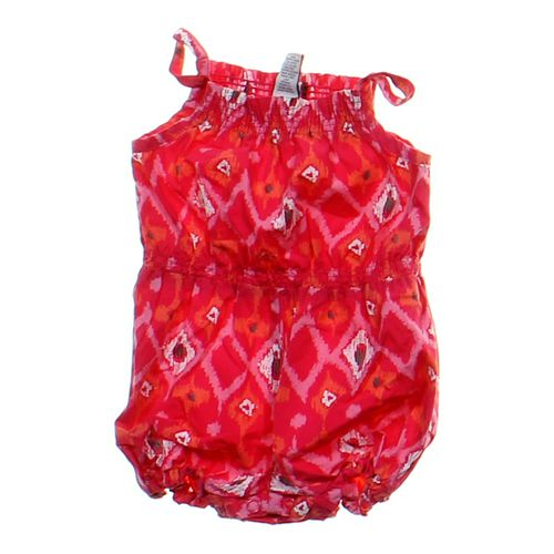 Cherokee Stylish Romper in size 6 mo at up to 95% Off - Swap.com