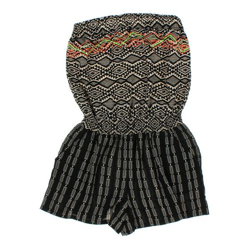 Xhilaration Stylish Romper in size JR 15 at up to 95% Off - Swap.com