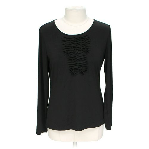 East 5th Stylish Ruffled Blouse in size L at up to 95% Off - Swap.com