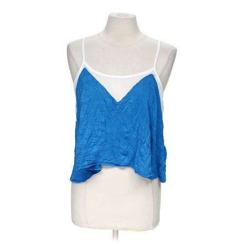 KYS Love Stylish Sheer Cami in size M at up to 95% Off - Swap.com