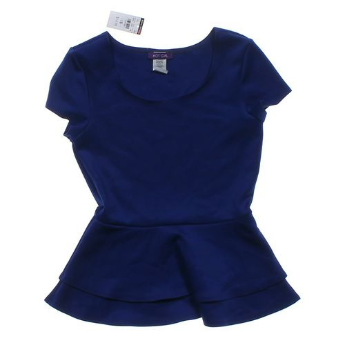 Hot Gal Stylish Shirt in size JR 3 at up to 95% Off - Swap.com