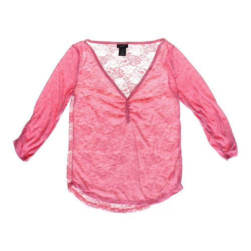 rue21 Stylish Shirt in size JR 7 at up to 95% Off - Swap.com