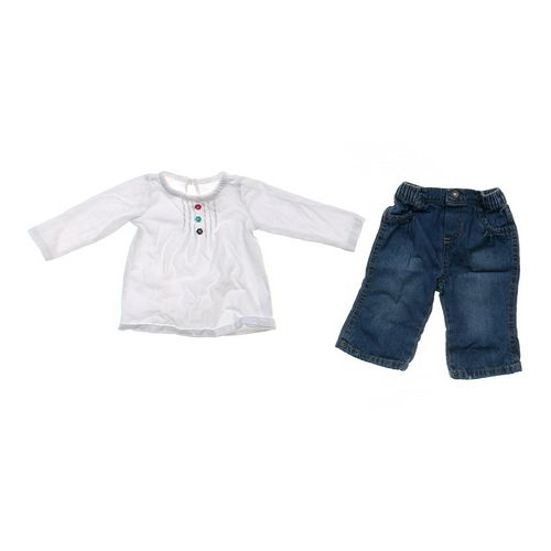 Koala Kids Stylish Shirt & Jeans Set in size 6 mo at up to 95% Off - Swap.com