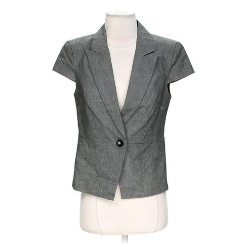 SmartSet Stylish Short Sleeve Blazer in size S at up to 95% Off - Swap.com
