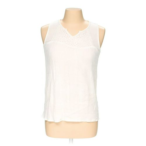 Mossimo Supply Co. Stylish Sleeveless Top in size M at up to 95% Off - Swap.com