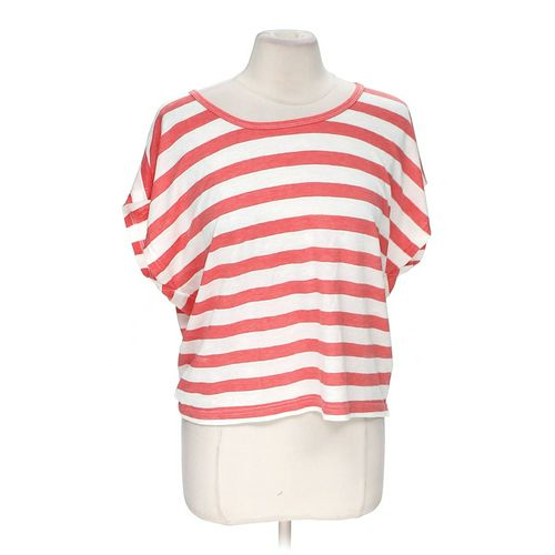 dressbarn Stylish Striped Shirt in size M at up to 95% Off - Swap.com