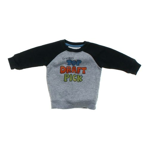 Jumping Beans Stylish Sweatshirt in size 12 mo at up to 95% Off - Swap.com