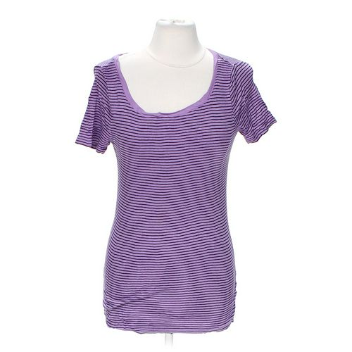 Merona Stylish T-shirt in size M at up to 95% Off - Swap.com