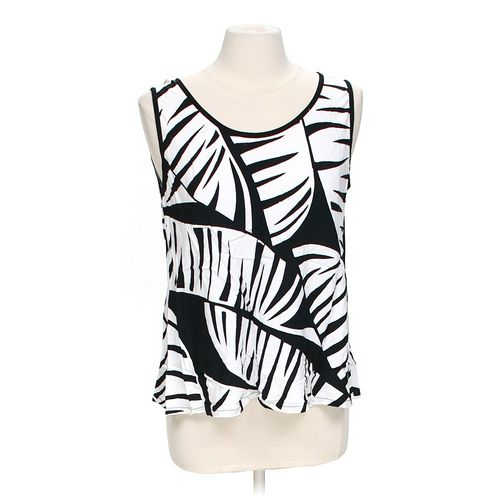 Bamboo Forest Stylish Tank Top in size M at up to 95% Off - Swap.com