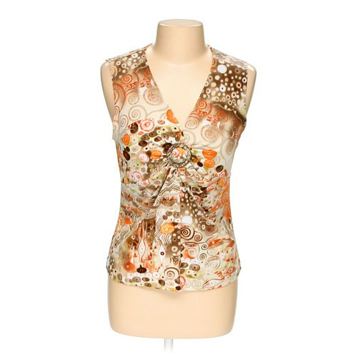Creative Design Works Inc. Stylish Tank Top in size M at up to 95% Off - Swap.com