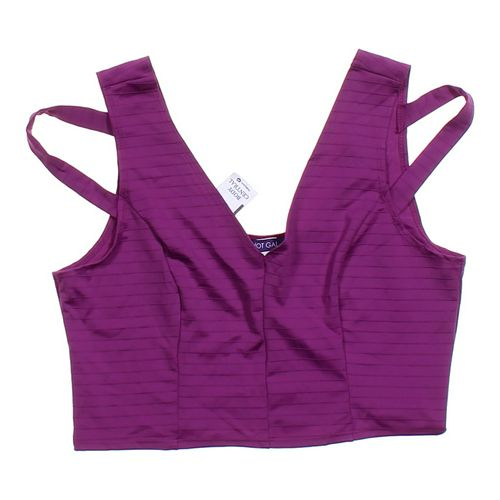 Body Central Stylish Tank Top in size JR 13 at up to 95% Off - Swap.com