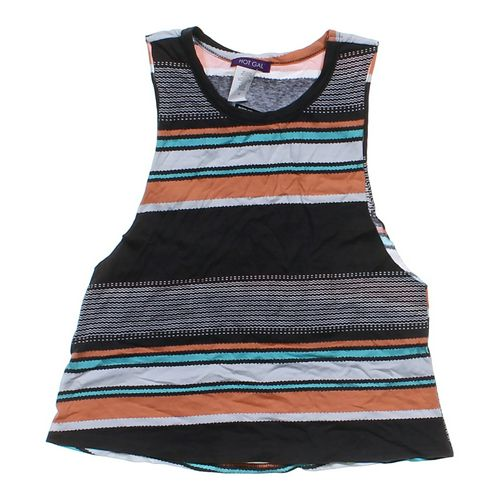 Hot Gal Stylish Tank Top in size JR 7 at up to 95% Off - Swap.com