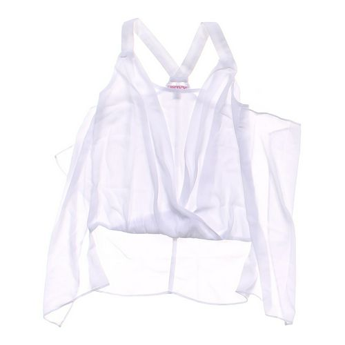 Lipstik Girls Stylish Tank Top in size JR 3 at up to 95% Off - Swap.com