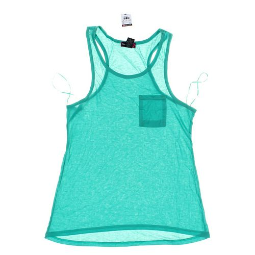 Say What? Stylish Tank Top in size JR 7 at up to 95% Off - Swap.com
