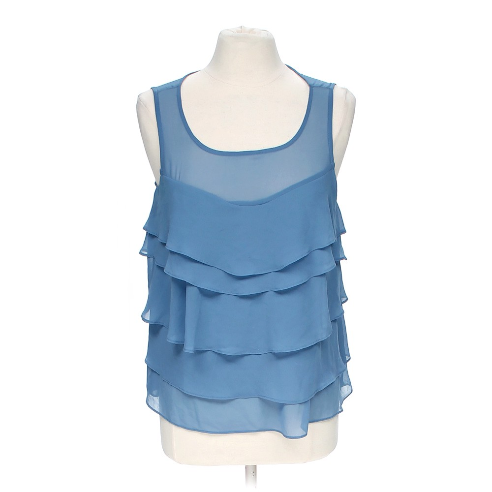 0ef86be4f96ce Forever 21 Stylish Tank Top in size M at up to 95% Off - Swap